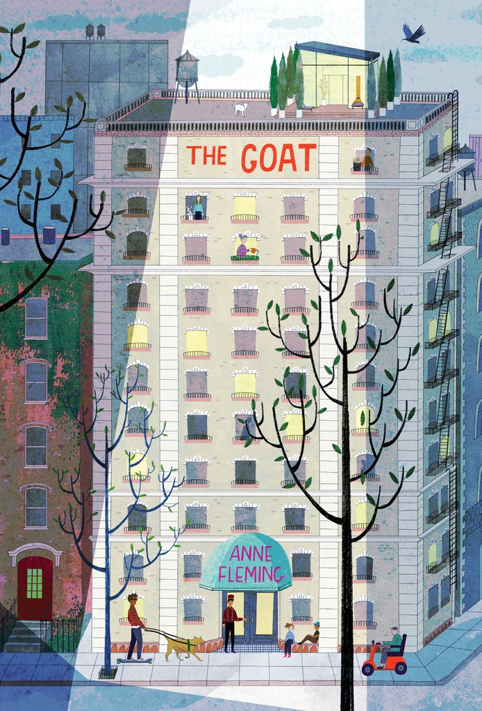 Book Cover: The Goat